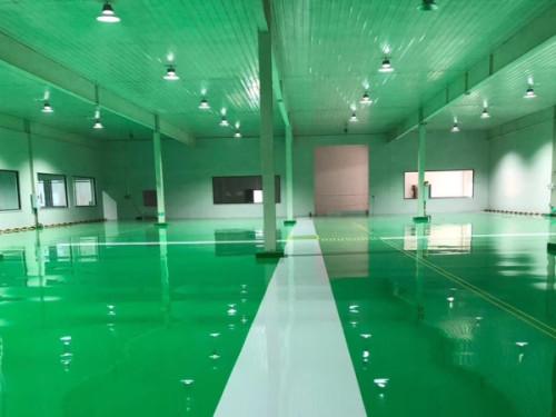 重庆环氧地坪施工
