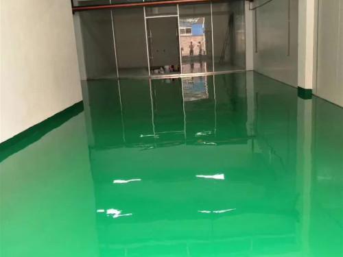 重庆环氧平涂地坪